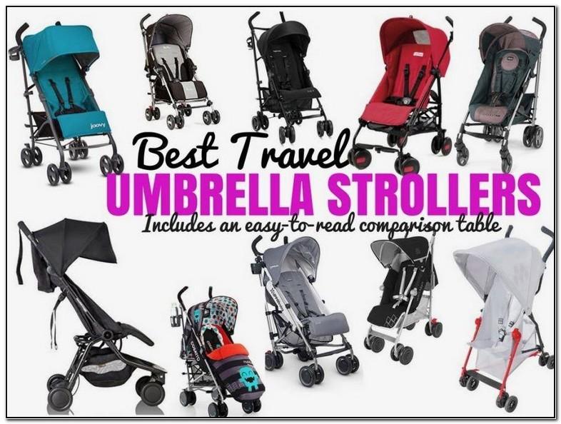Best Umbrella Stroller For Airport Travel