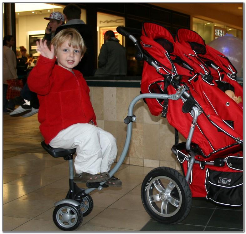Big Kid Stroller Attachment