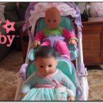 Bitty Baby Stroller Videos