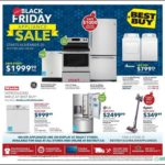 Black Friday Refrigerator Deals Canada
