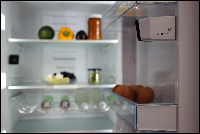 Bosch Refrigerator With Camera