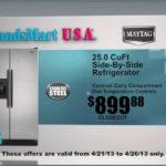 Brandsmart Refrigerators