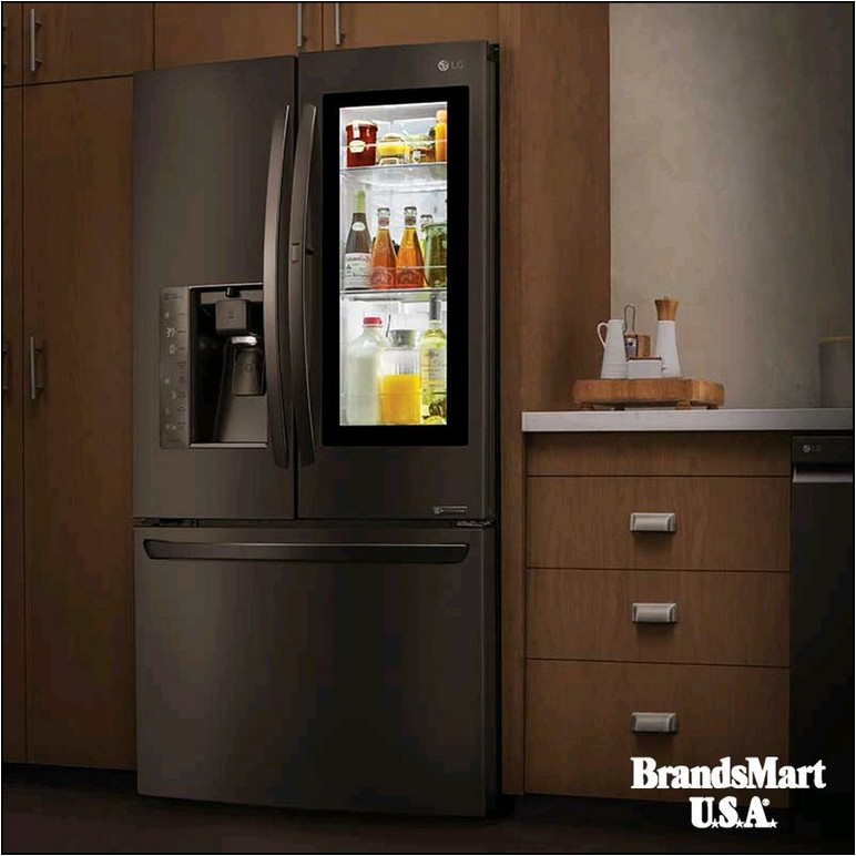 Brandsmart Refrigerators Lg