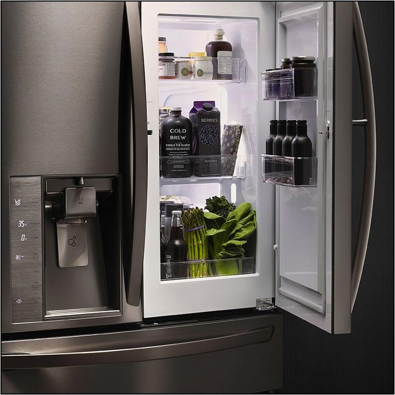 Brandsmart Refrigerators White