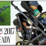 Britax B Ready Double Stroller Youtube