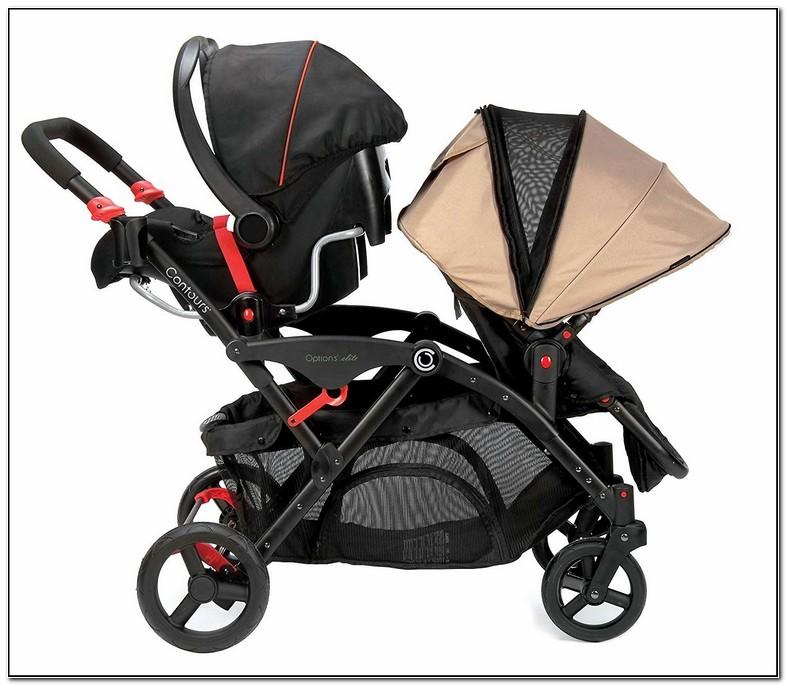 Britax B Safe Compatible Sit N Stand Stroller
