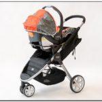 Britax B Safe Compatible Stroller Frame