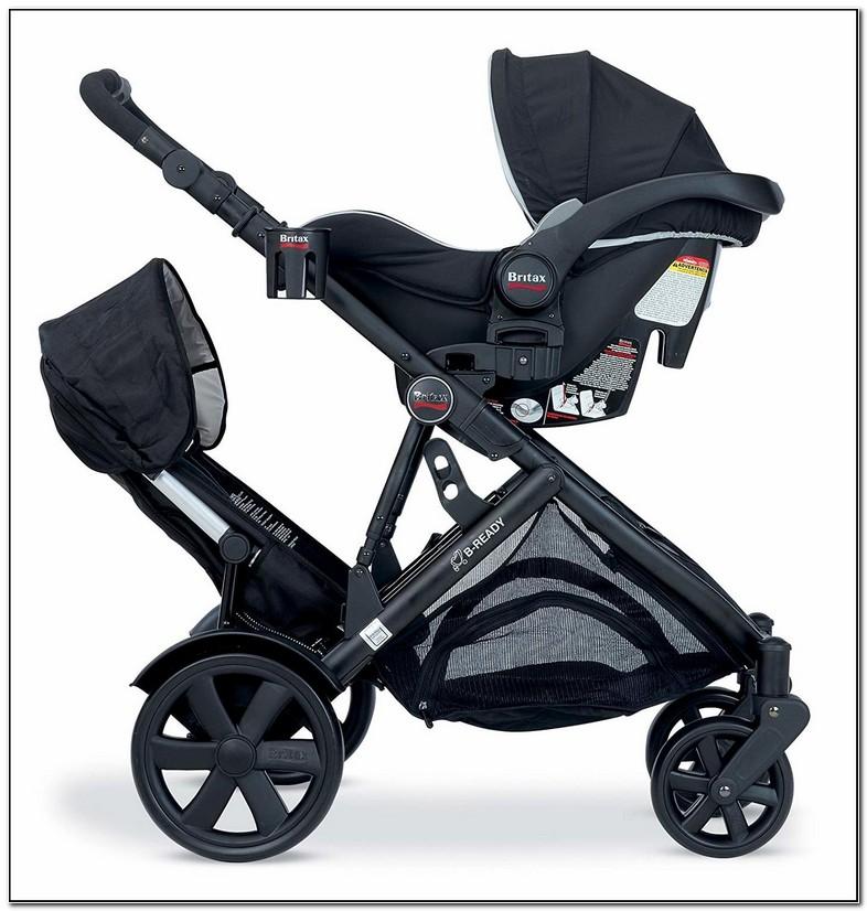 Britax Car Seat And Stroller