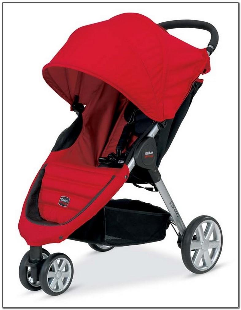Britax Stroller Recall 2012