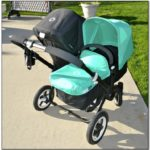Bugaboo Double Stroller Used