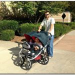 Bumbleride Double Stroller Weight