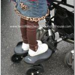 Bumprider Sit Universal Stroller Board
