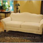 Camelback Sofa Slipcover