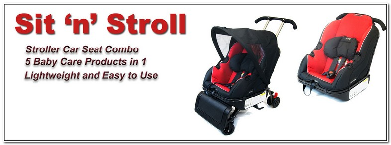 Can You Use Convertible Car Seat With Stroller