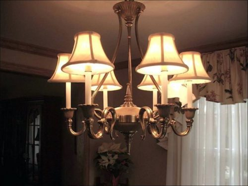 Chandelier Lamp Shades Canada