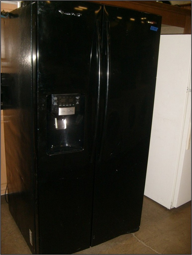 Cheap Black Refrigerator For Sale