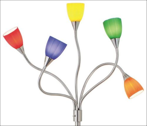 Cheap Colorful Floor Lamps