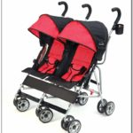 Cheap Lightweight Double Umbrella Stroller