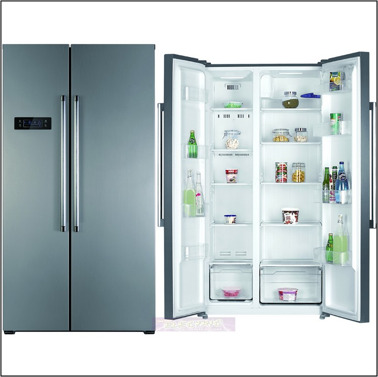 Cheap Side By Side Refrigerator With Ice Maker