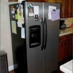 Cheap Stainless Steel Side By Side Refrigerator