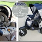 Chicco Activ3 Jogging Stroller Car Seat