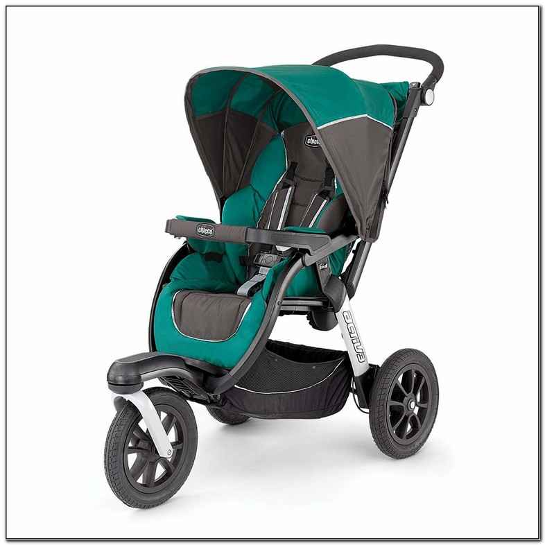 Chicco Activ3 Jogging Stroller Energy