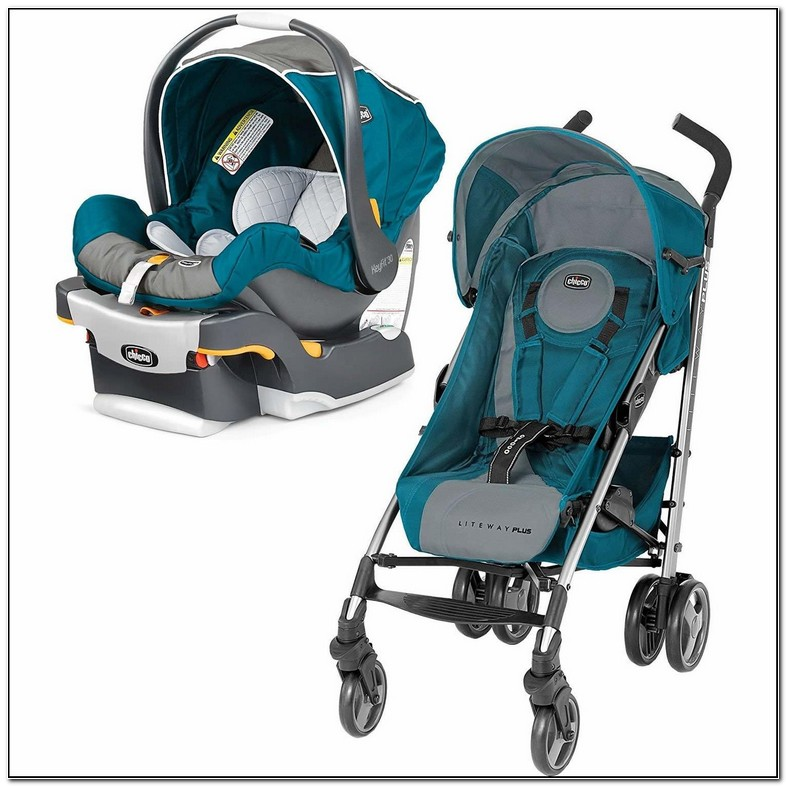 Chicco Keyfit Car Seat And Stroller