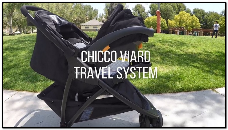 Chicco Viaro Stroller Review