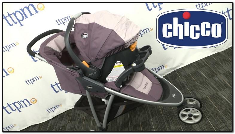 Chicco Viaro Stroller Travel System