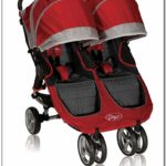 City Select Mini Double Stroller 2012