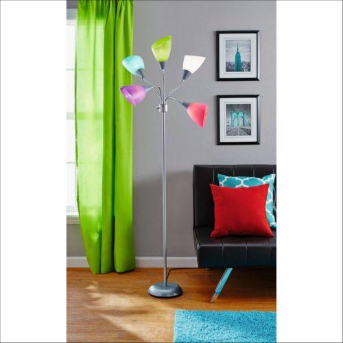 Colorful Floor Lamp Walmart