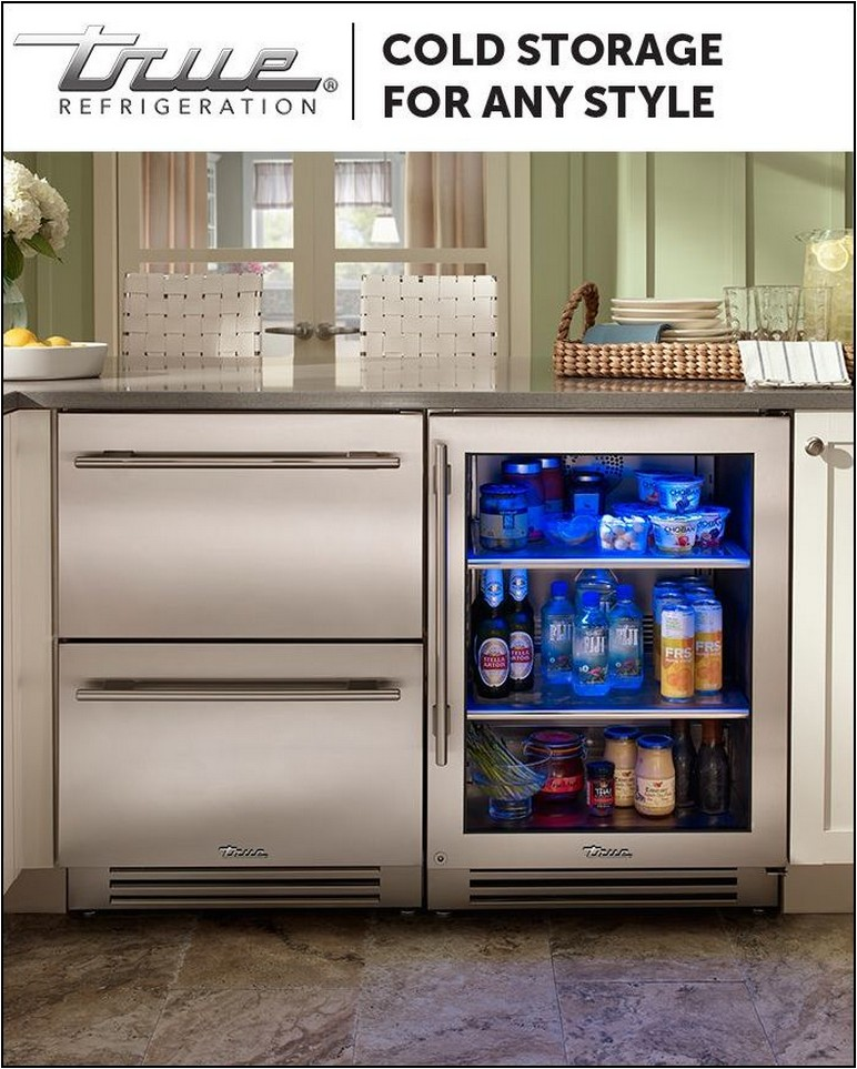 Commercial Refrigerator For Your Home