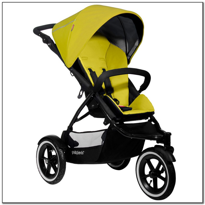 Compact Off Road Stroller