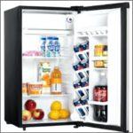 Compact Refrigerator No Freezer Home Depot