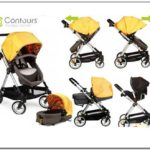 Contour Bliss Stroller Accessories