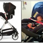 Contour Bliss Stroller Car Seat