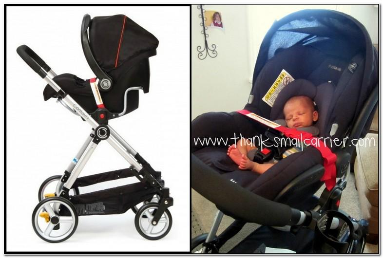 Contour Bliss Stroller Car Seat