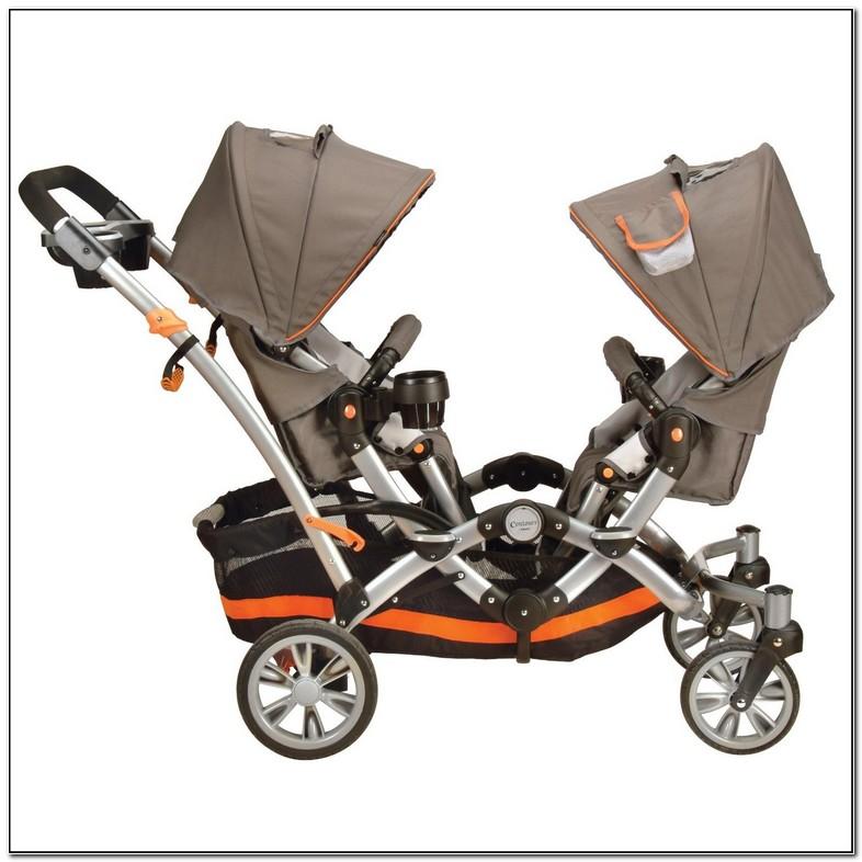 Contour Kolcraft Double Stroller Recall