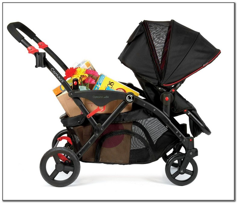 Contour Stroller Replacement Parts