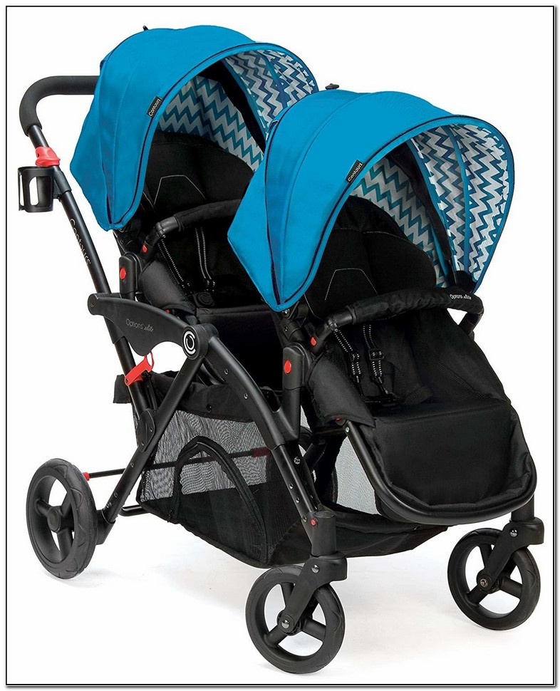 Contours Elite Double Stroller Weight Limit