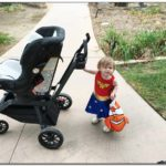 Convertible Car Seat With Stroller Frame