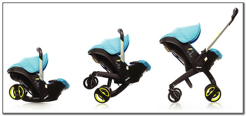 Convertible Car Seat With Stroller