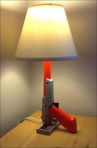 Cool Gamer Lamps