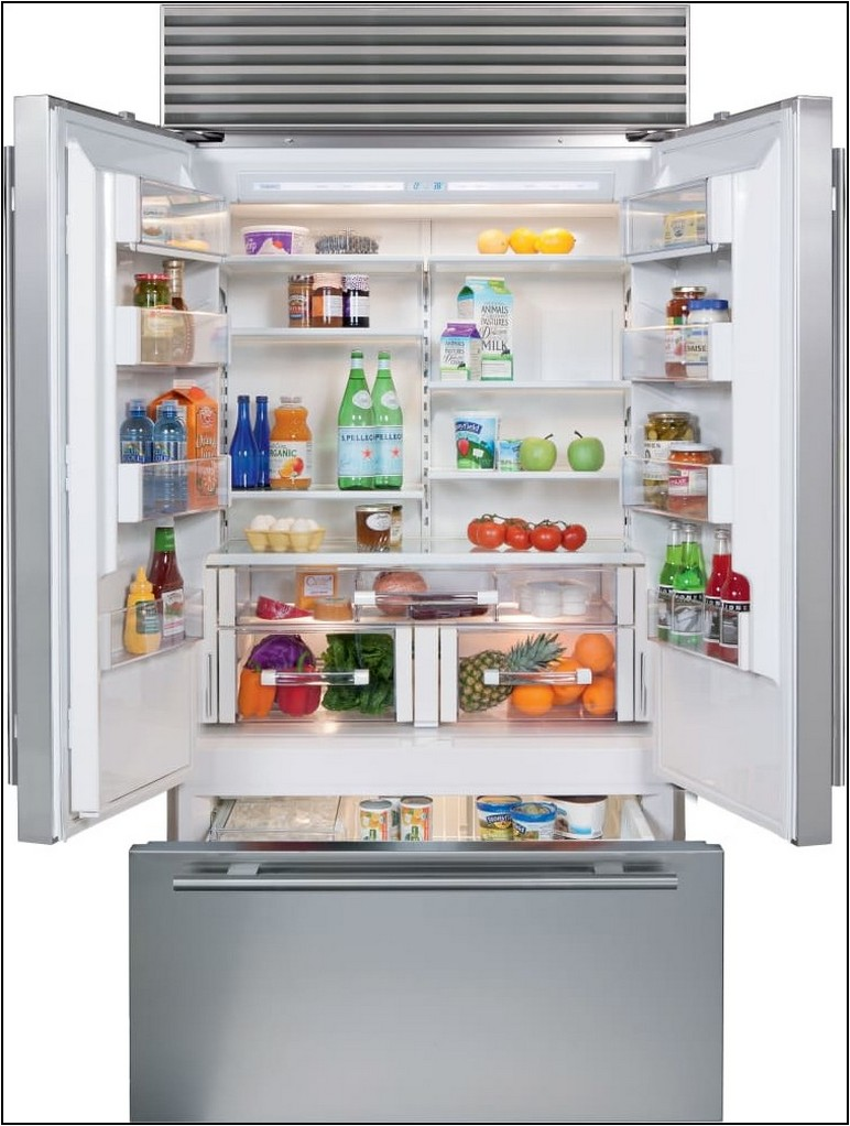 Cost Of 42 Sub Zero Refrigerator