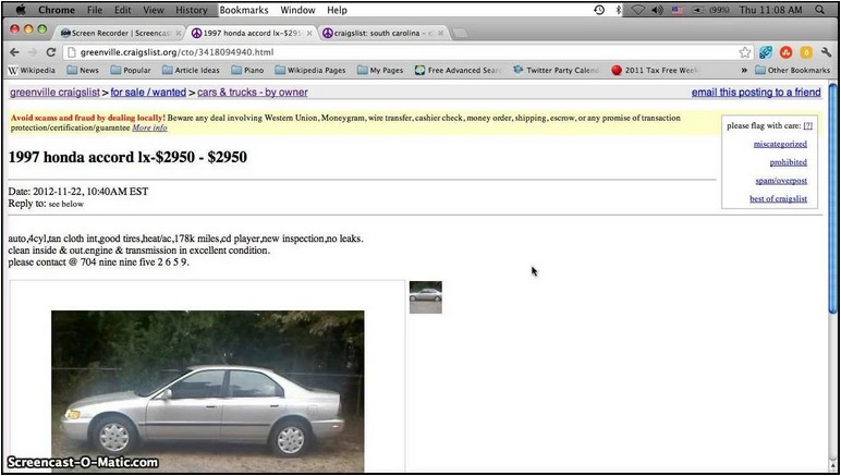 Craigslist Greenville Sc Refrigerator For Sale By Owner