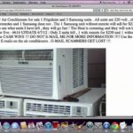Craigslist Refrigerator For Sale By Owner
