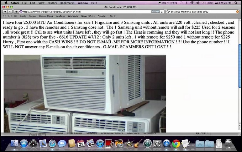 Craigslist Refrigerator For Sale By Owner