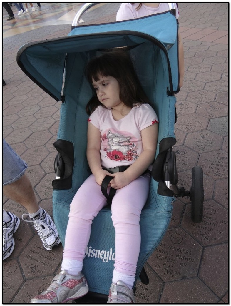Disneyland Stroller Rental Weight Limit