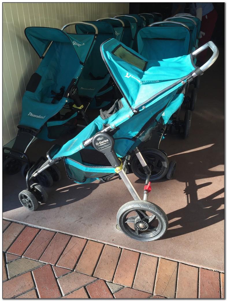 Disneyland Stroller Rental