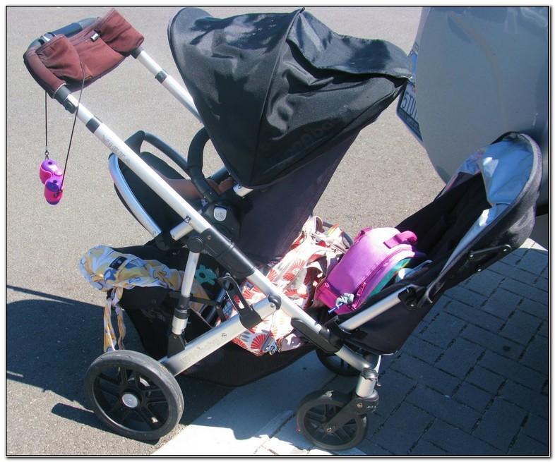 Disneyland Stroller Theft